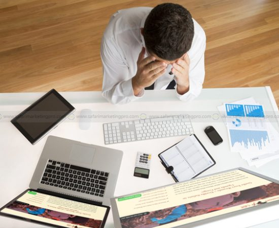 4 WEBSITE MISTAKES THAT COULD BE COSTING YOU SALES